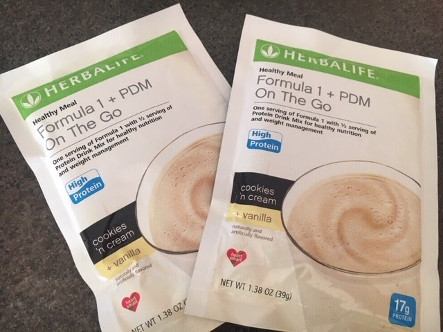How Much Sugar is in Herbalife Shakes