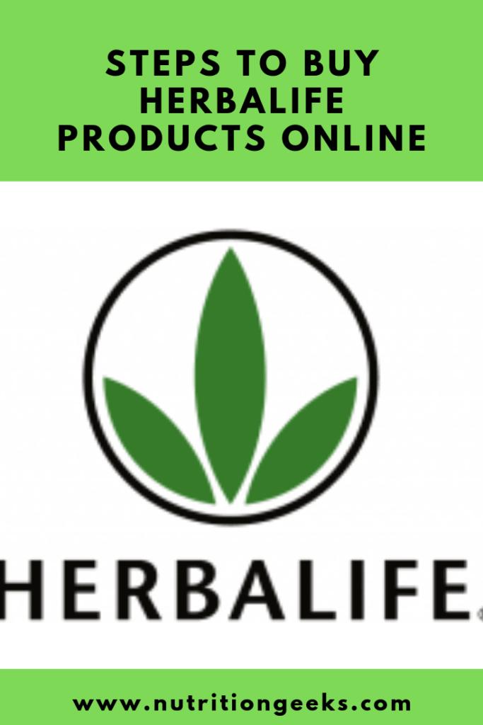 buy herbalife products online