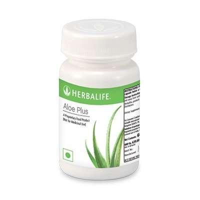 herbalife aloe plus
