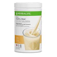 herbalife banana caramel shake