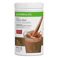 herbalife dutch chocolate shake