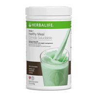 herbalife mint chocolate shake