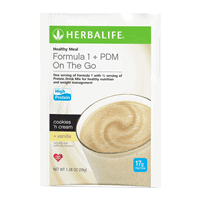 herbalife on the go 17g shake