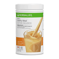 herbalife orange cream shake
