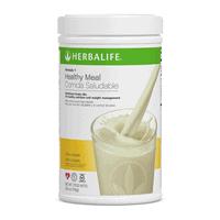 herbalife pina colada shake