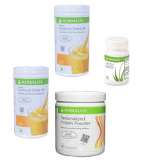 herbalife products gain weight