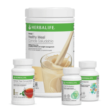 herbalife weight loss program instructions