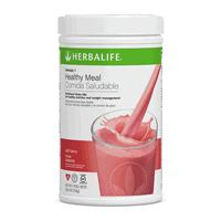 herbalife wild berry shake