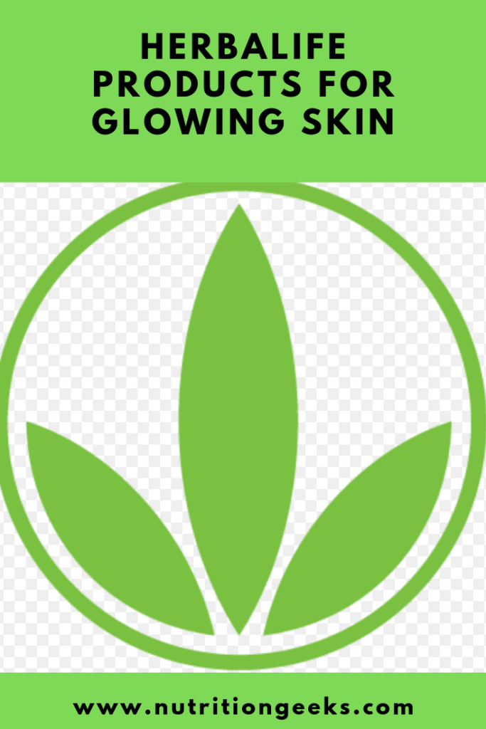 herbalife products for glowing skin