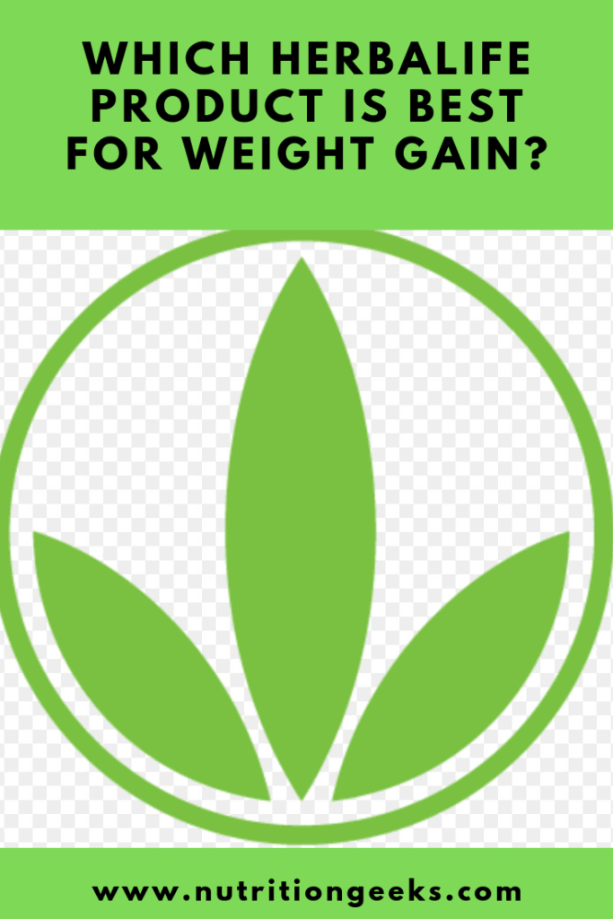 which herbalife product is best for weight gain
