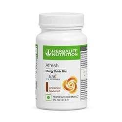 Herbalife Nutrition Afresh Energy Drink Mix Benefits