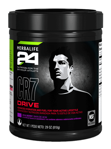 Herbalife Nutrition for the 24 Hour Athlete