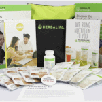 how to see herbalife products