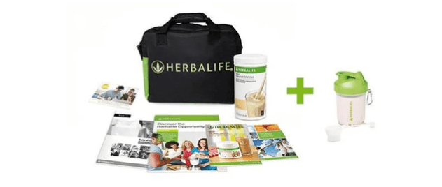 Herbalife sign up cost